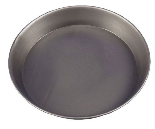 "Samuel Groves 1"" Deep Pizza Pan, Black Iron"